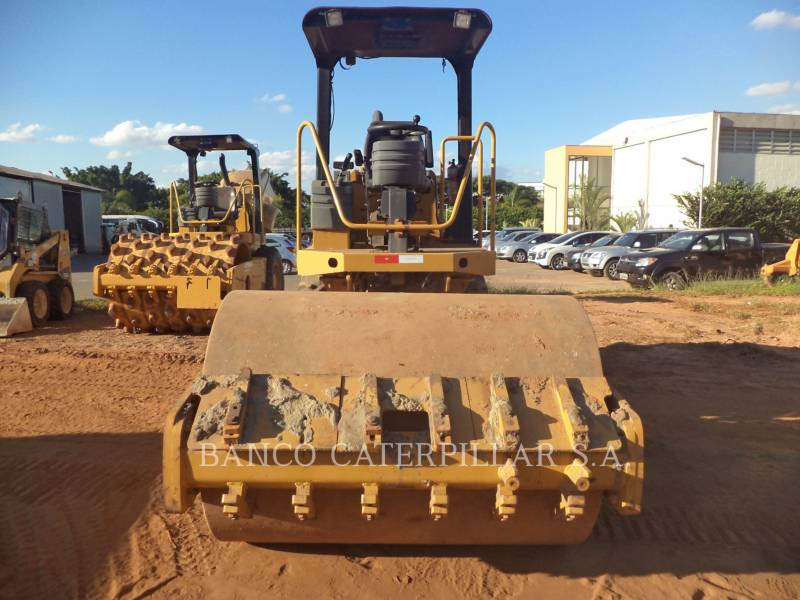 CATERPILLAR COMPACTADORES DE SUELOS CS-423E equipment  photo 8