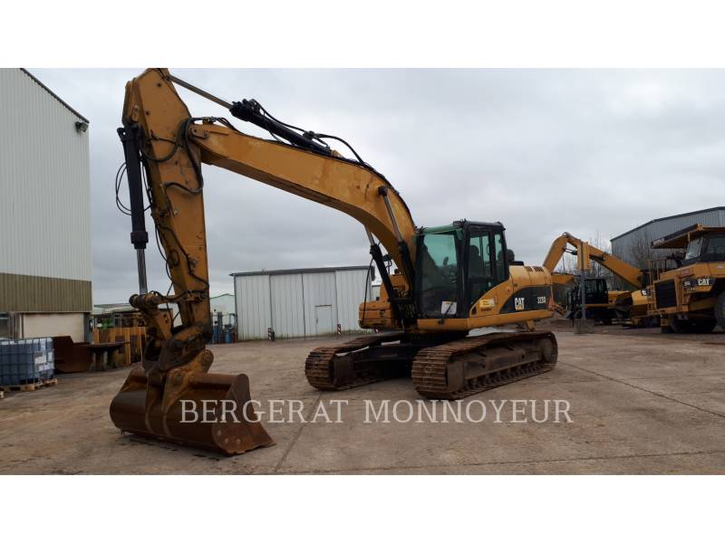 CATERPILLAR EXCAVADORAS DE CADENAS 323D equipment  photo 1