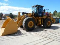 Equipment photo Caterpillar 972M ÎNCĂRCĂTOARE PE ROŢI/PORTSCULE INTEGRATE 1