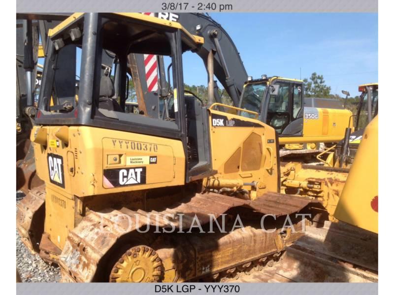 CATERPILLAR TRACTORES DE CADENAS D5K LGP equipment  photo 2