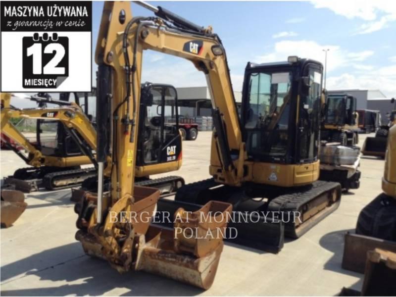 CATERPILLAR TRACK EXCAVATORS 305ECR equipment  photo 1