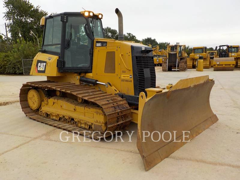 CATERPILLAR TRACTEURS SUR CHAINES D6K2 LGP equipment  photo 5