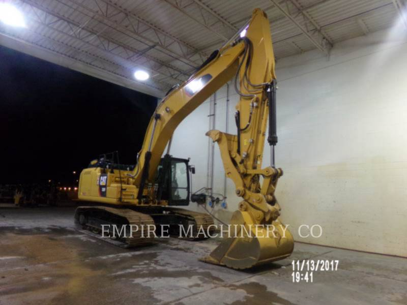 Caterpillar EXCAVATOARE PE ŞENILE 336FL equipment  photo 1