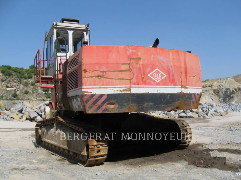 O&K PELLE MINIERE EN BUTTE RH40 equipment  photo 4