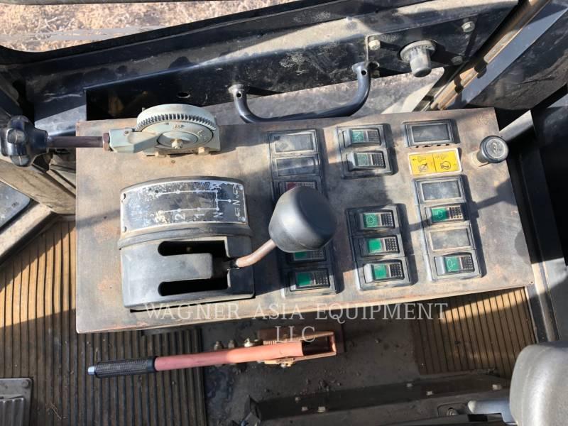 SHANDONG ENGINEERING MACHINERY CO. LTD VIBRATORY SINGLE DRUM ASPHALT SEM8220 equipment  photo 15