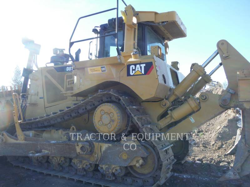 CATERPILLAR ブルドーザ D8T equipment  photo 4