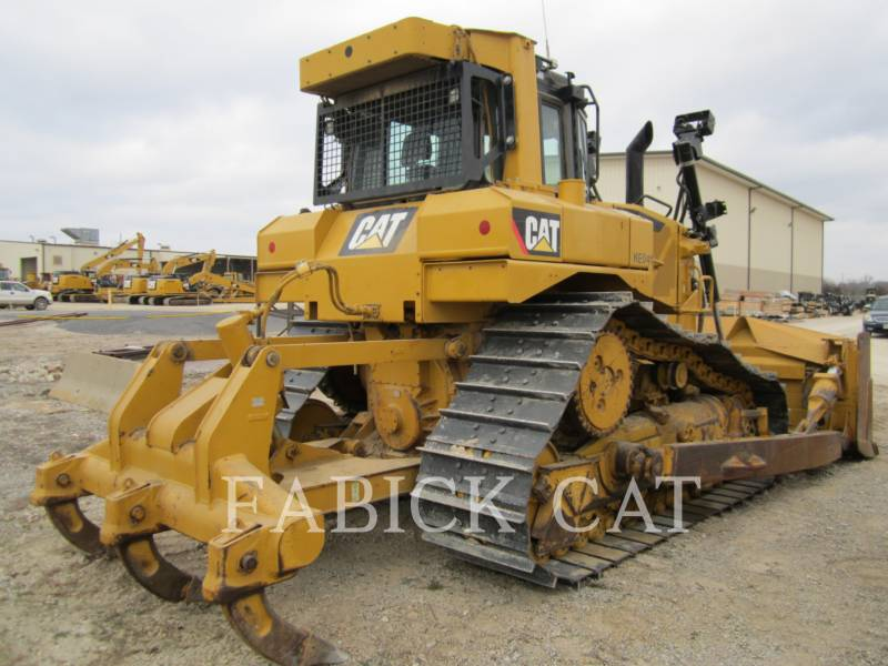 CATERPILLAR TRACTEURS SUR CHAINES D6T XW ARO equipment  photo 3