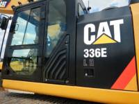 CATERPILLAR KETTEN-HYDRAULIKBAGGER 336ELH equipment  photo 22
