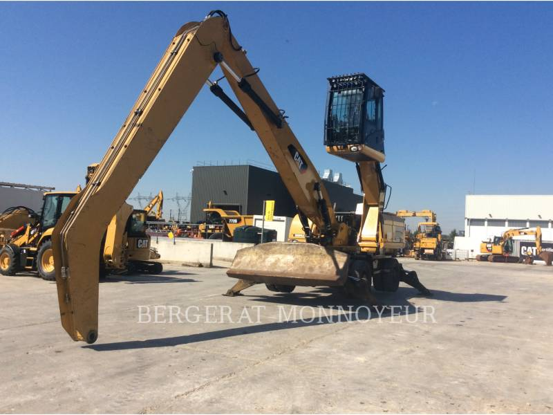 CATERPILLAR PELLES SUR PNEUS M322D MH equipment  photo 2