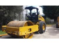 CATERPILLAR VIBRATORY SINGLE DRUM SMOOTH CS54BLRC equipment  photo 1