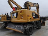 CATERPILLAR PELLES SUR PNEUS M314 F equipment  photo 3