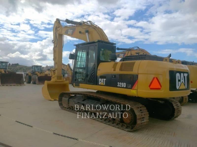 CATERPILLAR EXCAVADORAS DE CADENAS 329D equipment  photo 3