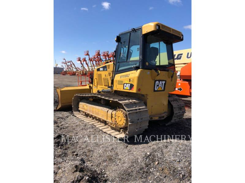 CATERPILLAR KETTENDOZER D5K2LGP equipment  photo 3