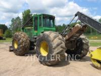 DEERE & CO. FORESTRY - SKIDDER 648H equipment  photo 1