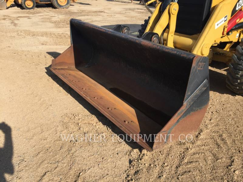 CATERPILLAR BAGGERLADER 420EST equipment  photo 8