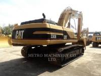 CATERPILLAR EXCAVADORAS DE CADENAS 330B equipment  photo 6