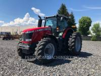 Equipment photo AGCO-MASSEY FERGUSON MF8727 TRACTORES AGRÍCOLAS 1