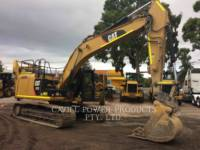Equipment photo CATERPILLAR 323EL TRACK EXCAVATORS 1