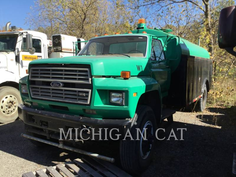 FORD LKW F800 equipment  photo 1