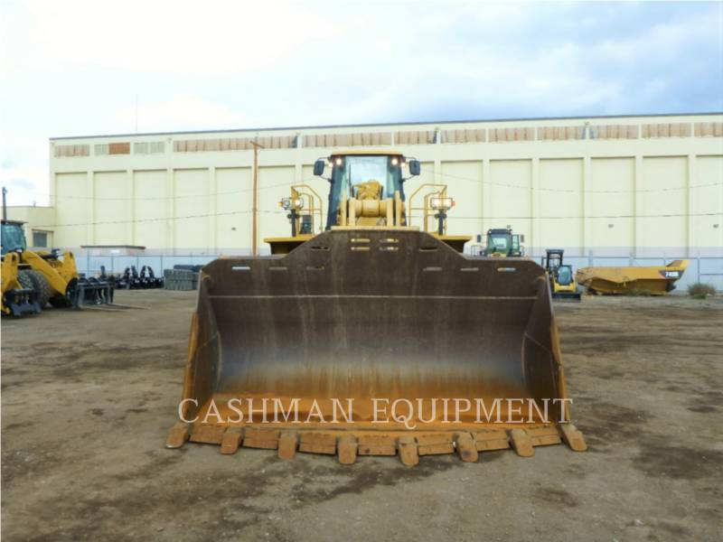 CATERPILLAR WHEEL LOADERS/INTEGRATED TOOLCARRIERS 988HQ equipment  photo 5