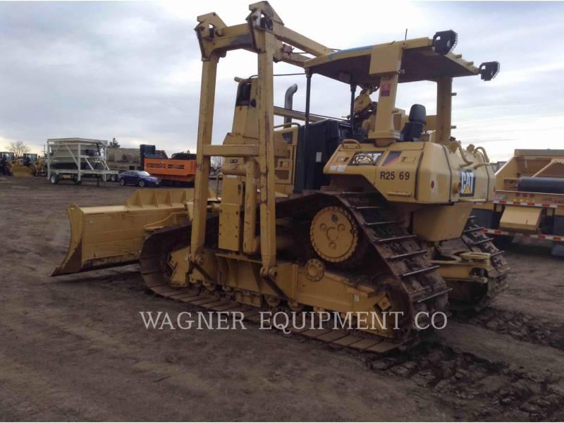 CATERPILLAR TRACTORES DE CADENAS D6N LGP PL equipment  photo 4