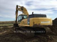 Equipment photo KOMATSU PC400LC EXCAVADORAS DE CADENAS 1