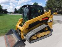 Equipment photo CATERPILLAR 259D H2CB CHARGEURS COMPACTS RIGIDES 1