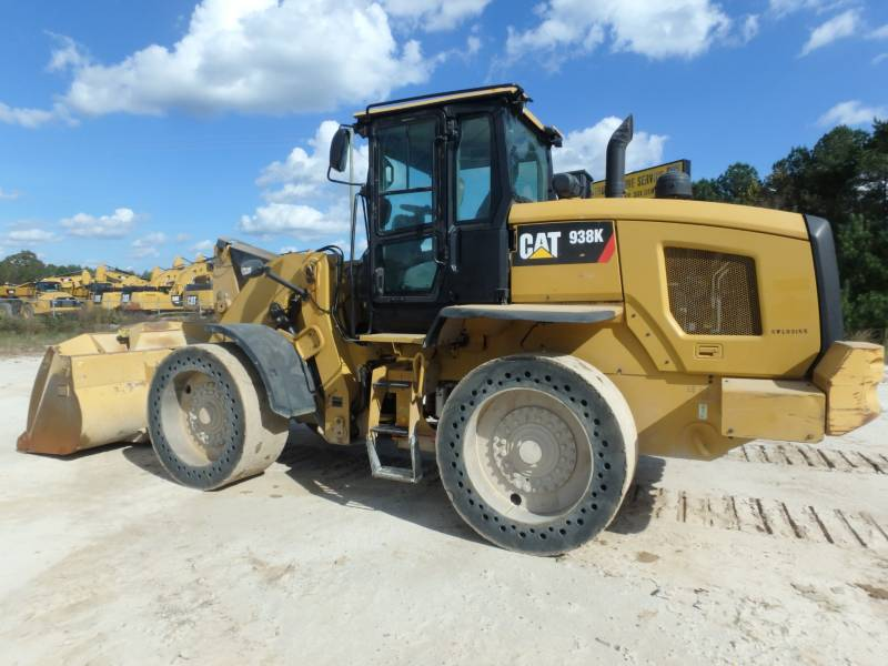 CATERPILLAR RADLADER/INDUSTRIE-RADLADER 938K equipment  photo 2