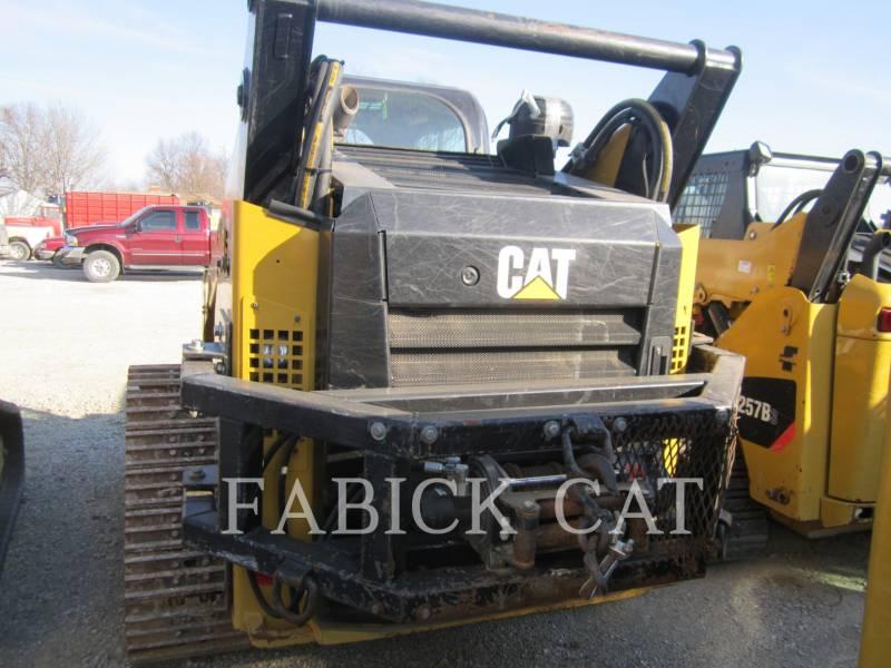 CATERPILLAR CARGADORES MULTITERRENO 299D XPS equipment  photo 6