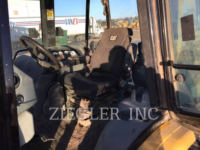 CATERPILLAR BACKHOE LOADERS 420D equipment  photo 5