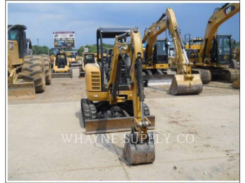CATERPILLAR KOPARKI GĄSIENICOWE 302.7DCR equipment  photo 7