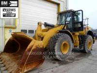 Equipment photo Caterpillar 966M ÎNCĂRCĂTOARE PE ROŢI/PORTSCULE INTEGRATE 1