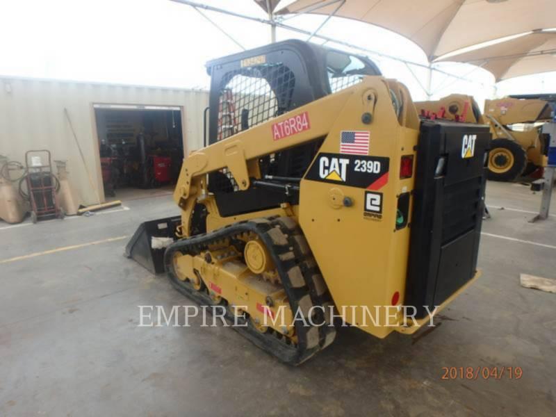 CATERPILLAR CARGADORES MULTITERRENO 239D equipment  photo 3