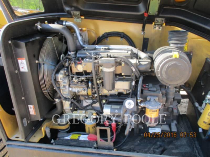 CATERPILLAR TELEHANDLER TH407 equipment  photo 5