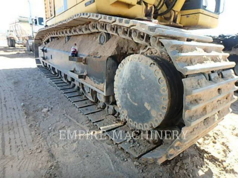 KOMATSU LTD. PELLES SUR CHAINES PC600LC equipment  photo 8