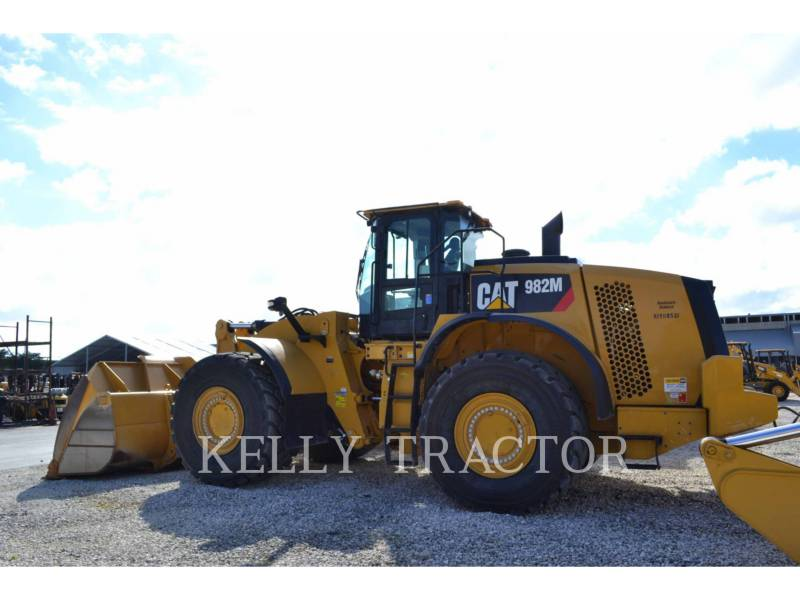 CATERPILLAR RADLADER/INDUSTRIE-RADLADER 982M equipment  photo 3