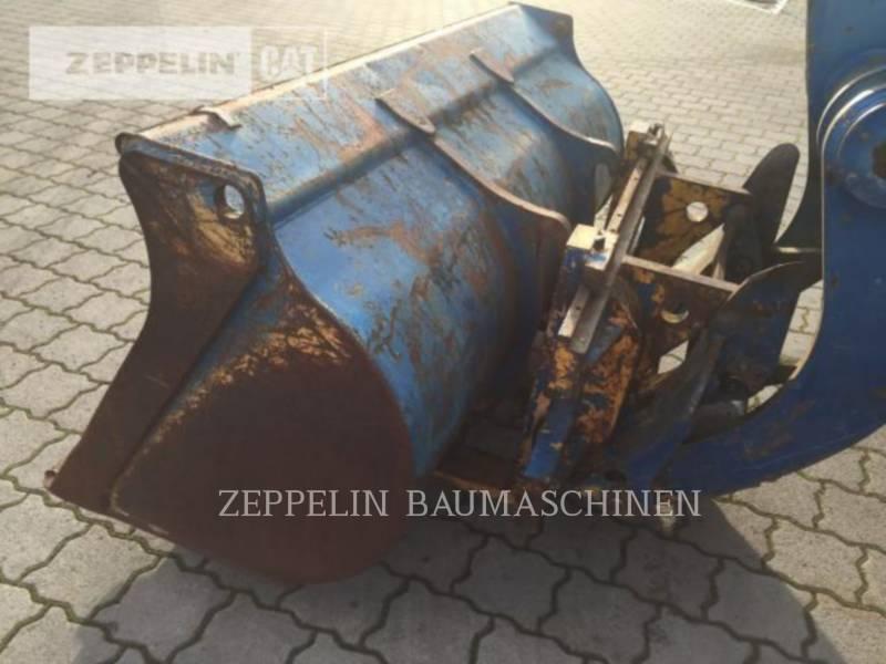 HANOMAG (KOMATSU) ŁADOWARKI KOŁOWE/ZINTEGROWANE NOŚNIKI NARZĘDZI 22C equipment  photo 8