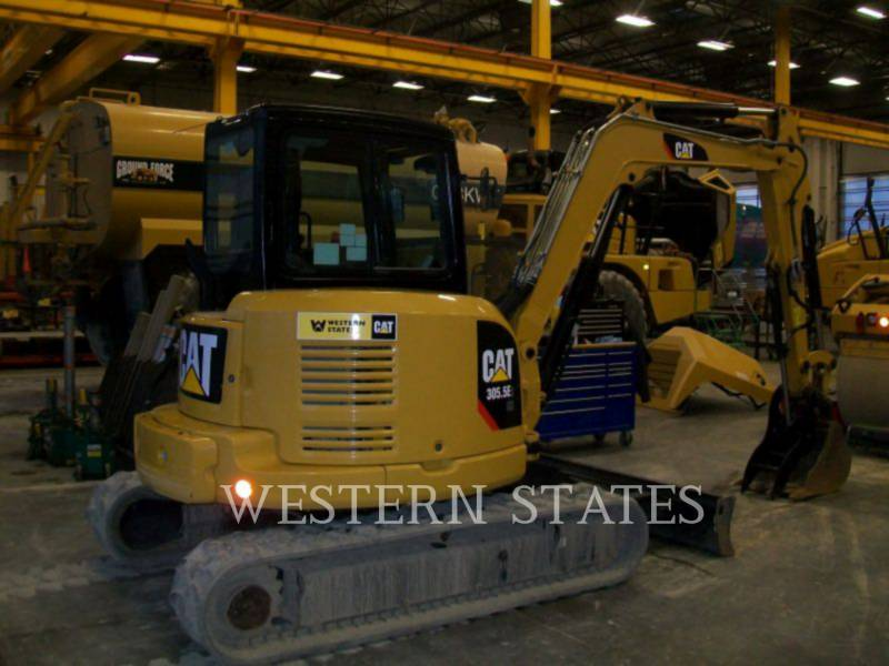 CATERPILLAR トラック油圧ショベル 305.5E2 equipment  photo 3