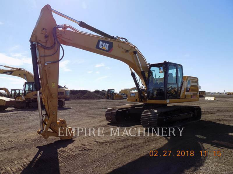 CATERPILLAR TRACK EXCAVATORS 320-07 equipment  photo 4