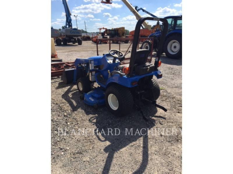 NEW HOLLAND LTD. AG TRACTORS TZ22DA equipment  photo 3