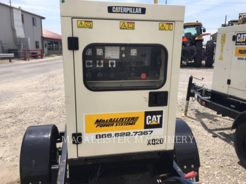 CATERPILLAR Grupos electrógenos portátiles XQ 20 equipment  photo 9
