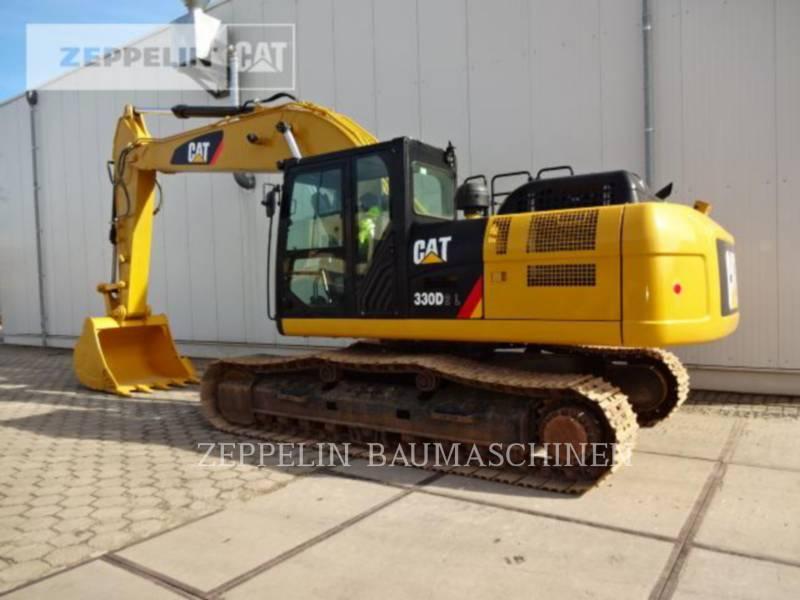 CATERPILLAR KOPARKI GĄSIENICOWE 330DL equipment  photo 2