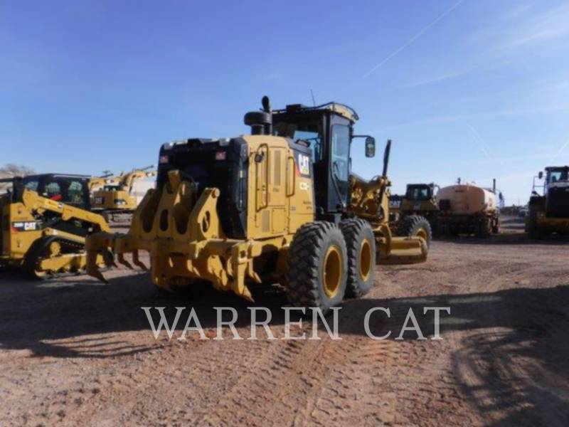 CATERPILLAR MOTOR GRADERS 140M2 ARO equipment  photo 4