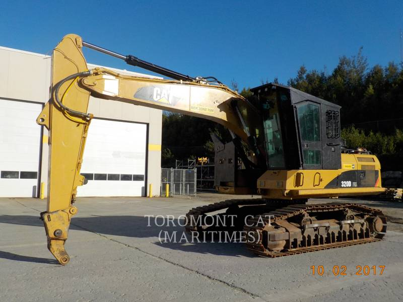 CATERPILLAR FORSTWIRTSCHAFT - HYDRAULIKBAGGER 320DFMHW equipment  photo 1