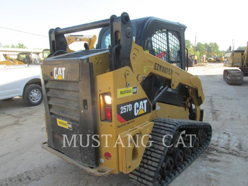 CATERPILLAR 多様地形対応ローダ 257D equipment  photo 6