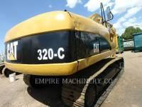 CATERPILLAR トラック油圧ショベル 320C equipment  photo 4