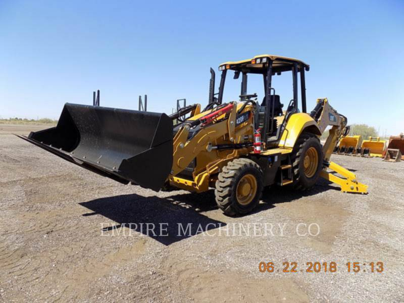 CATERPILLAR RETROESCAVADEIRAS 420F2IT equipment  photo 4