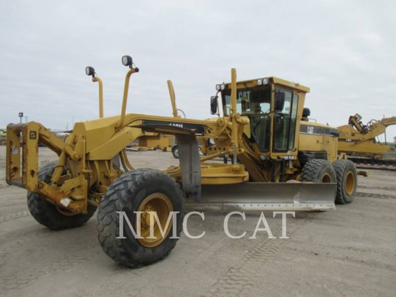 CATERPILLAR モータグレーダ 143H equipment  photo 1