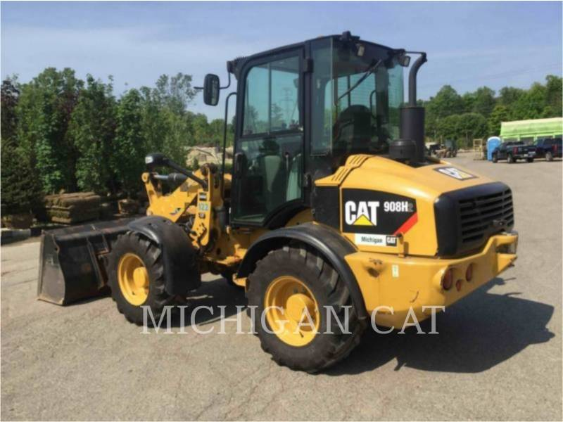 CATERPILLAR WHEEL LOADERS/INTEGRATED TOOLCARRIERS 908H2 equipment  photo 2