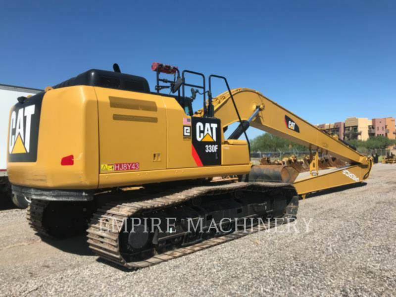 CATERPILLAR トラック油圧ショベル 330FL equipment  photo 10